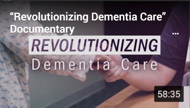 Dementia Care - Revolutionizng Personal Care